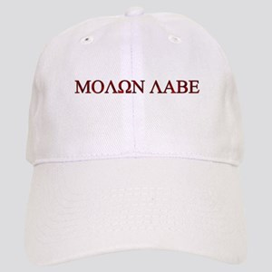 "Molon Labe (""Come take them"") Cap"